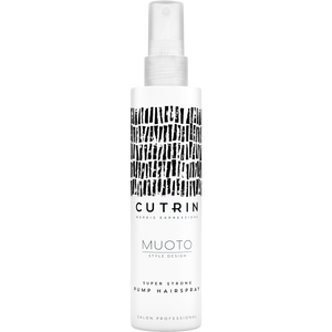 MUOTO Extra Strong Pump Hairspray 200 ml