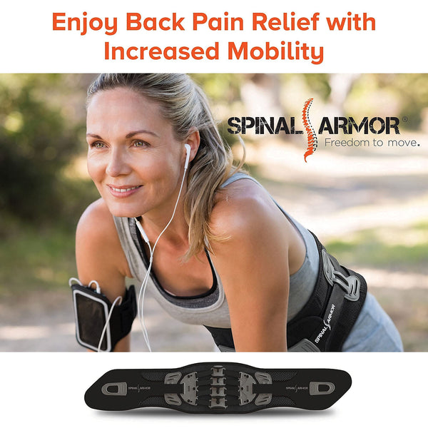 back support system to relieve back pain