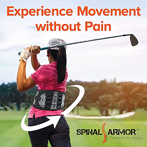 back support for golfers