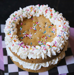 Vegan Mini Cookie Cake -PICK UP ONLY