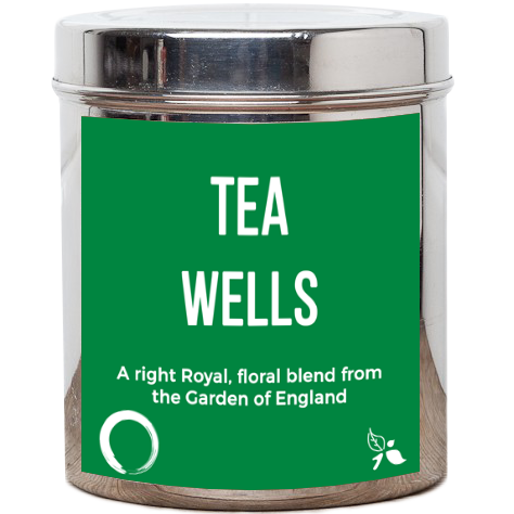 Tea Wells - Jar for well being