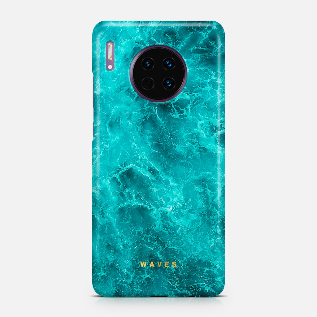 WAVES LIGHT BLUE HUAWEI MATE30
