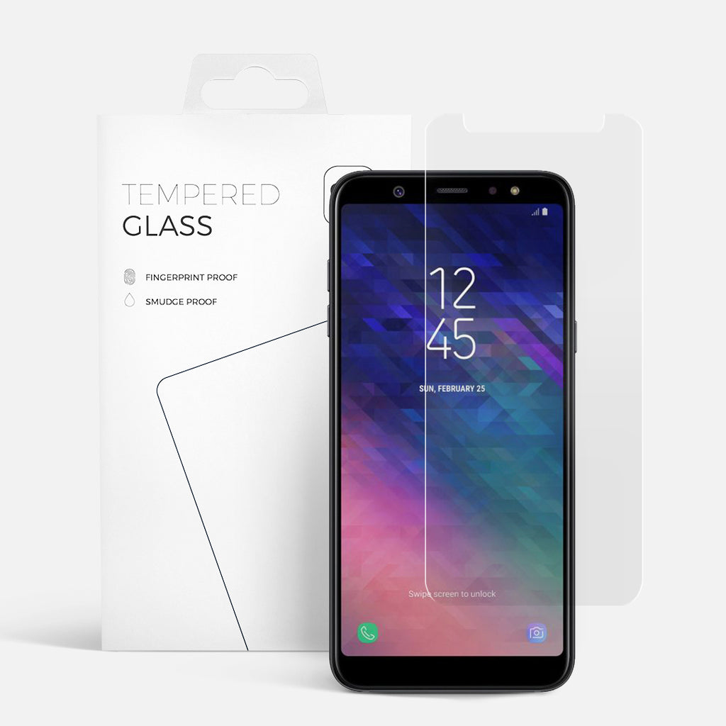 FLAT GLASS SAMSUNG A6 PLUS 2018