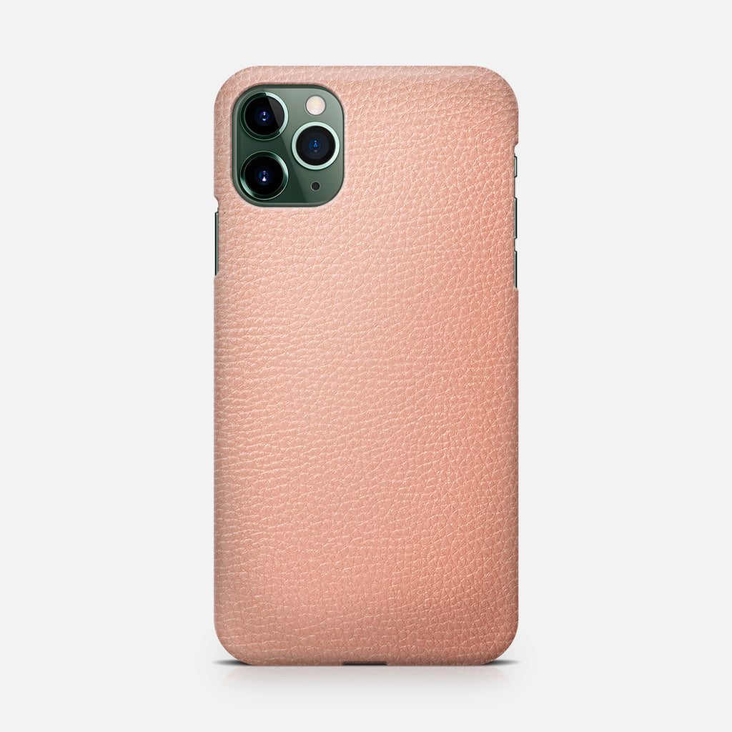 COVER PELLE PINK IPH 11 PRO