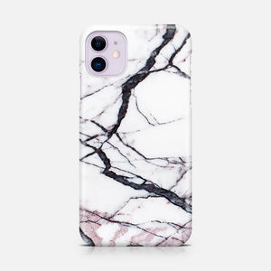 WHITE MARBLE IPHONE 11 TPU