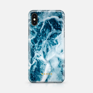 WAVES DARK IPHONE X TPU