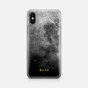 MOON IPHONE X TPU