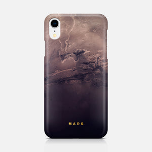MARS IPHONE XR TPU