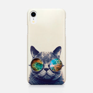 CAT IPHONE XR TPU
