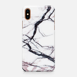 WHITE MARBLE IPHONE XS MAX TPU