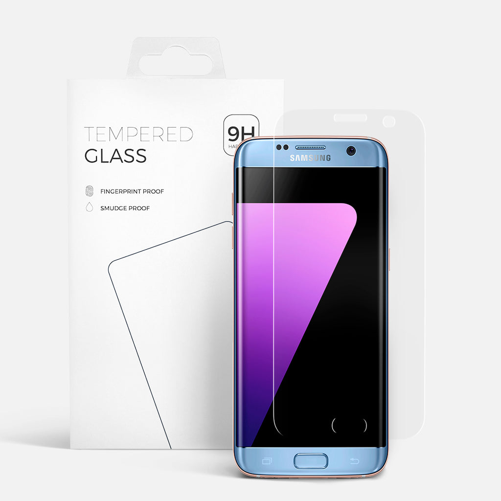 CURVED GLASS SAMSUNG S7EDGE CLEAR
