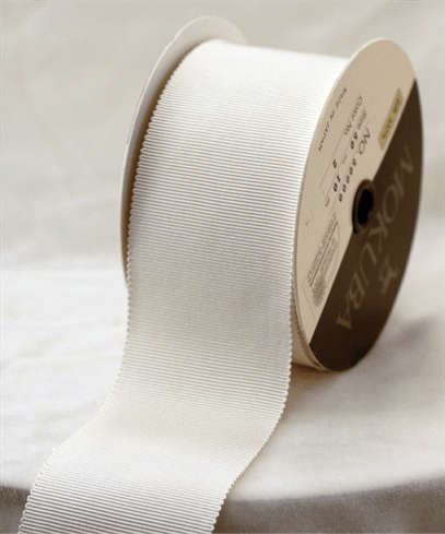 Silk Petersham Grosgrain Ribbon