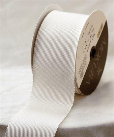Silk Petersham Grosgrain Ribbon - SilkRibbon.com