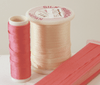 Pure Filament Silk Embroidery Ribbon 4mm, 5 yard increments colors 1-96 - SilkRibbon.com