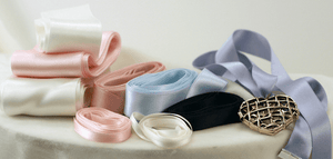 Silk Satin Ribbon - Double Faced, Style #2000, 9mm - SilkRibbon.com