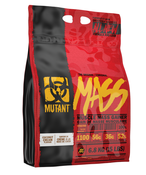 Mutant Mass - 6.8kg / 26 serves