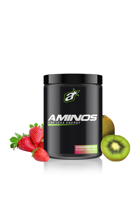 Aminos BCAA + EAA Energy by Athletic Sport