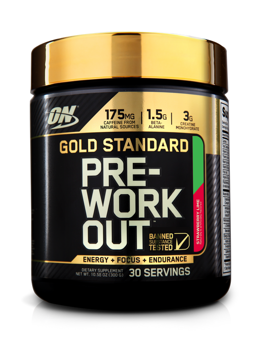 Gold Standard Pre-Workout by Optimum Nutrition