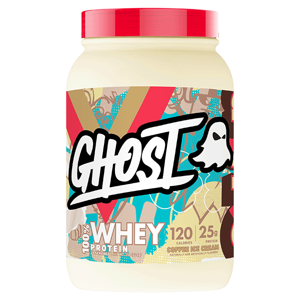 Whey Protein by Ghost Lifestyle