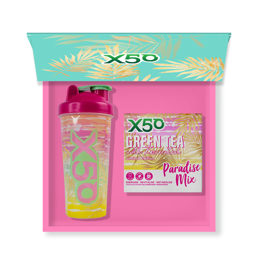Paradise Mix Gift Set by X50