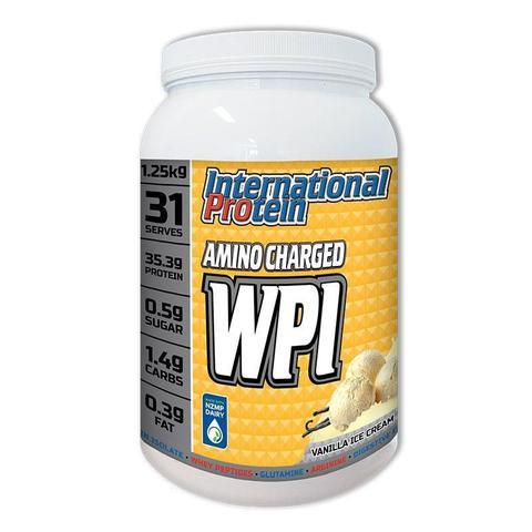 WPI International Protein - Protein Powder - WholeSupps Online Mega Store