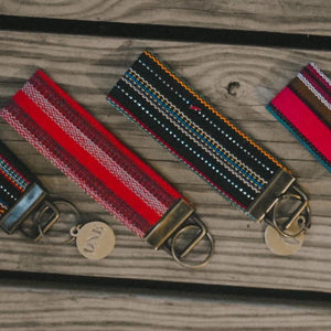 KB Hammock Cloth Key Fob