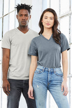 Load image into Gallery viewer, Unisex v neck shirt