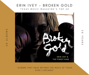 Broken Gold feat. The Finest Kind (CD + mp3s)