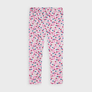 Leggings estampado niña. Mayoral