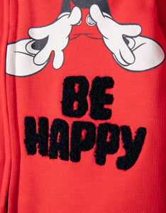 Chándal para bebé 'MICKEY BE HAPPY'. Zippy