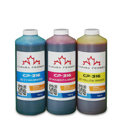 CP-316 Color Binder: 3 Pack