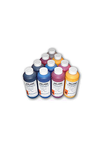 Mild Solvent Ink for Mutoh, Xerox, Agfa, Oce, Fuji, 1L bottle