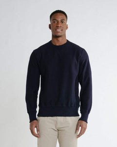Redwood Classics Casual Sweaters Redwood Classics Reverse Collection - Sculpin Crewneck - W2101