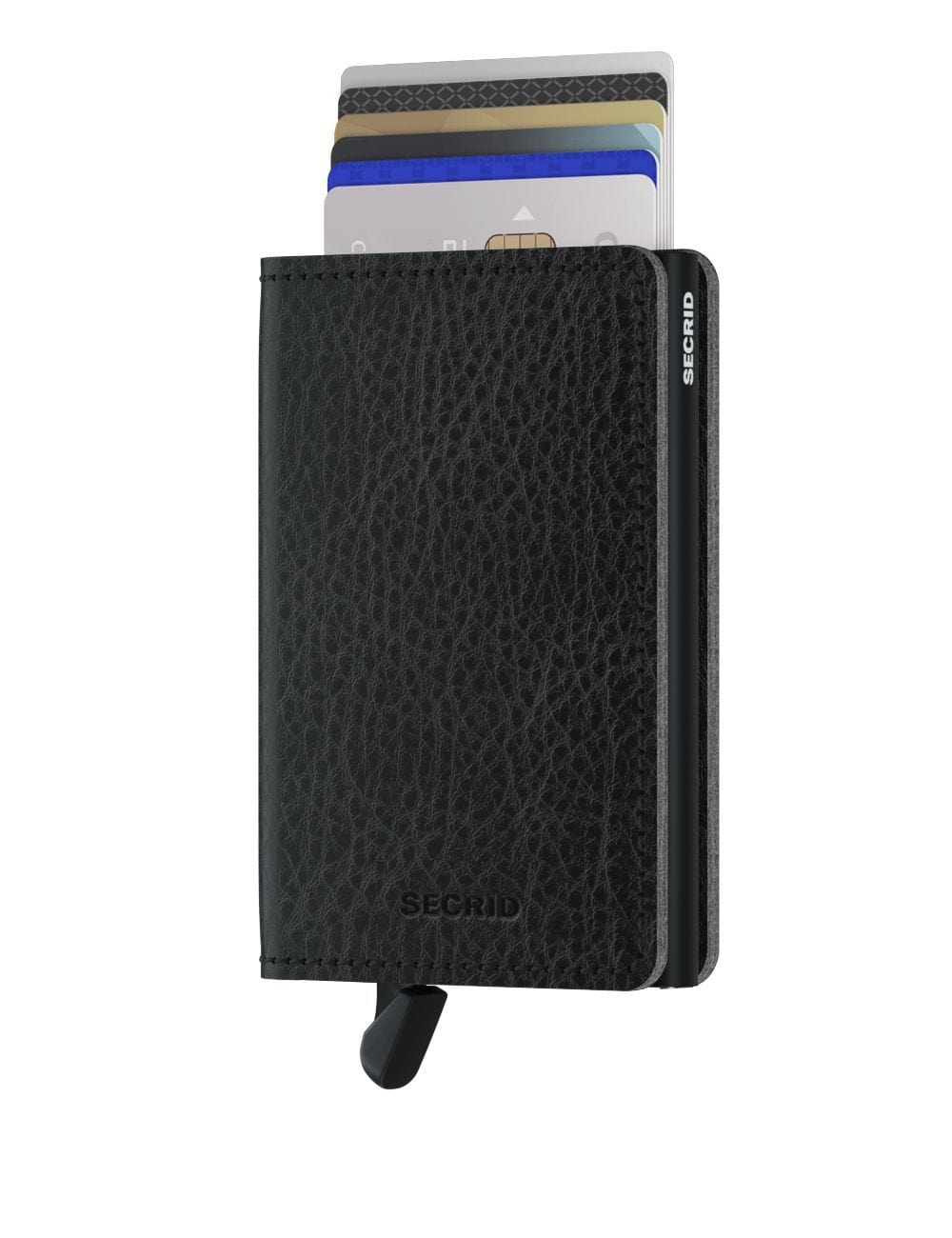 Secrid Wallets Black-Black SECRID - Slimwallet - Veg