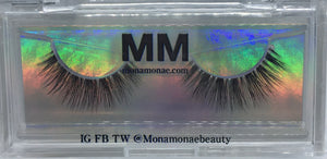 Natural/Bushy Mink AH21T (15-18mm)