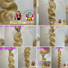 "Load image into Gallery viewer, Imported Peruvian (14-28"")  613 Body Wave Virgin Hair Bundles"
