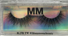 Load image into Gallery viewer, [Premium Quality 3D Mink Eyelashes Online]-Mona Monae Beauty