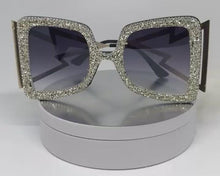 Load and play video in Gallery viewer, Bling Diamond Stone Sunglasses Shades
