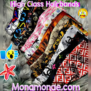 High Class Hairbands