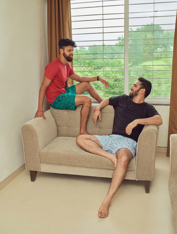 Comfy Combed Cotton Boxers For Men Online In India | XYXX Apparels