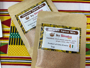 African Spice mix