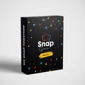 Chill and Party Cards by Snap