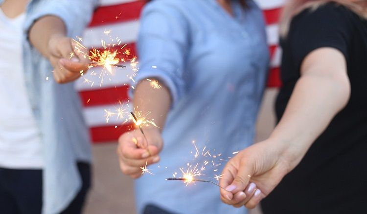 A Classroom Celebration of Independence Day