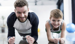 Get Active with Your Child