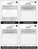 How to Write a Book Report - BONUS WORKSHEETS