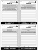 How to Write an Essay - BONUS WORKSHEETS