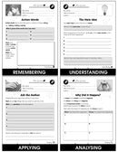 Reading Response Forms - Grades 1-2