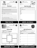 Reading Response Forms - BONUS WORKSHEETS