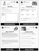Reading Response Forms - Grades 3-4