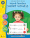 Word Families - Short Vowels
